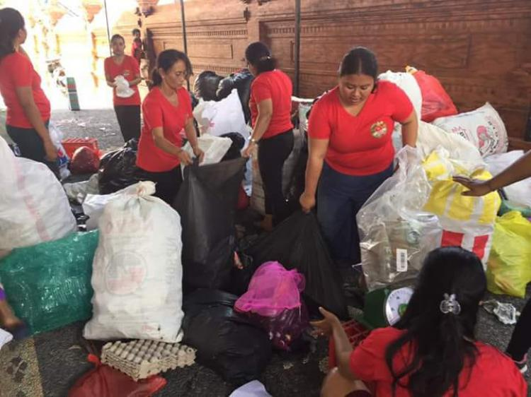 Badung has two temporary trash options after Suwung dump ban