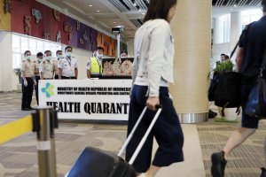 All Chinese mainland flights cancelled while WHO states all is not gloom and doom