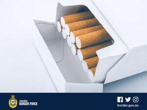 Australian man receives hefty fine for smuggling cigarettes