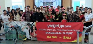 Hanoi Bali flight expected to bring more wealthy Vietnamese tourists