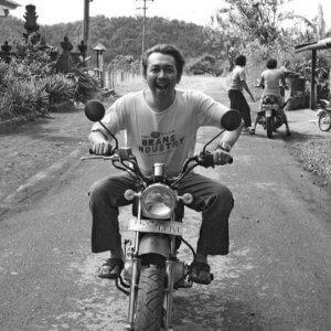 Ayip, one of Bali's creative patrons passes away