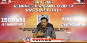 Covid-19 cases on the rise as Governor Koster tightens Bali's borders