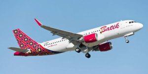 Lion and Batik sanctioned for overloading flight to Bali