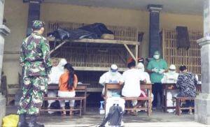 Over 400 people in Bangli province test positive to coronavirus antibodies
