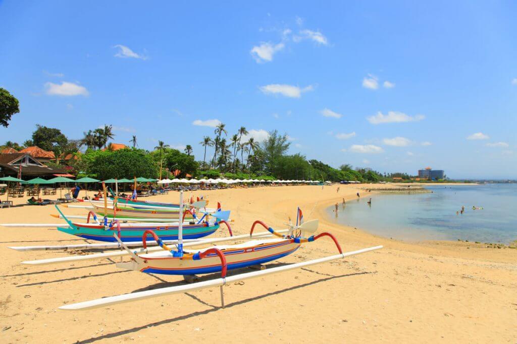 Sindhu Beach, Sanur opens and closes again